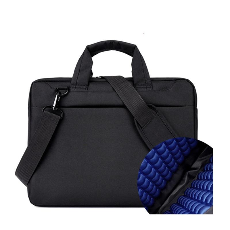 Marke airbag laptop-tasche 17,3 zoll Männer Frauen Schulter messenger computer Tasche für notebook 17 15,6 15 14 13,3 13 zoll