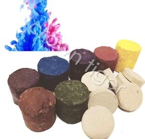 Image 2 - חם צבעוני קסם עשן אבזרי עבור photograp סטודיו וידאו backgroud עשן עוגת ערפל פירוטכניקה סצנה קסם טריק צעצוע למבוגרים
