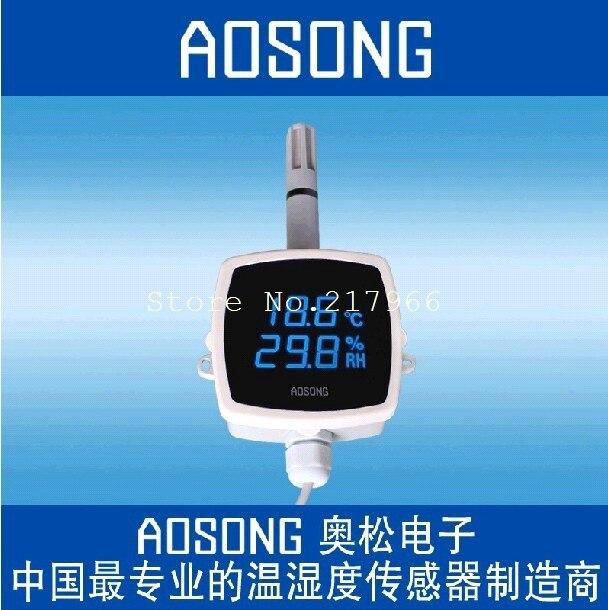 AOSONG-Aosong Électronique-température et capteur d'humidité température et humidité transmetteur réseau AQ3485Y RS3485