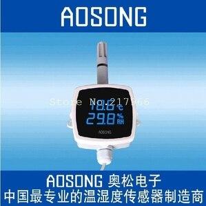 Image 1 - AOSONG  Aosong Electronics capteur de température et dhumidité réseau transmetteur de température et dhumidité AQ3485Y RS3485