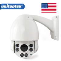 US Store To US 10X Optical Zoom CCTV HDCVI 1080P Speed Dome PTZ CVI Camera Outdoor