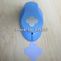 Unmatched Large Size 8cm flowers Shaper hole Punch Craft Scrapbooking Paper Puncher large Craft Punch DIY children toys
