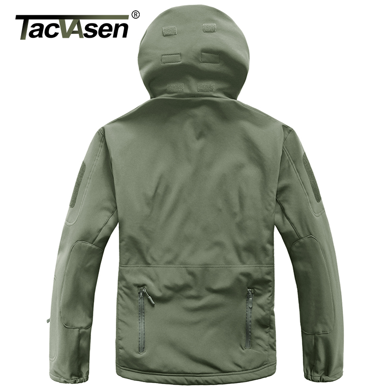 Soft Outwear cp Imperméable gray khaki vent acu sand Coupe Hommes Armée Shell Army Green Tacvasen Tactique Veste Chasse Camouflage black Manteau Militaire wS0xzqpOUn