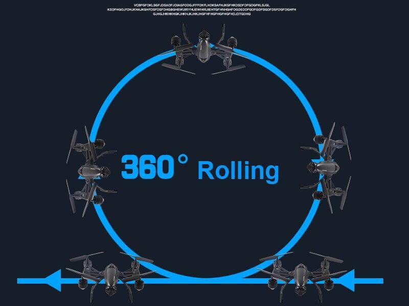 con drone la quadcopter 9