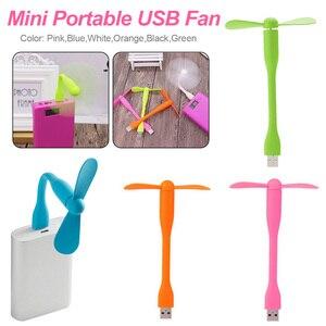 USB Fan Flexible Portable Remo