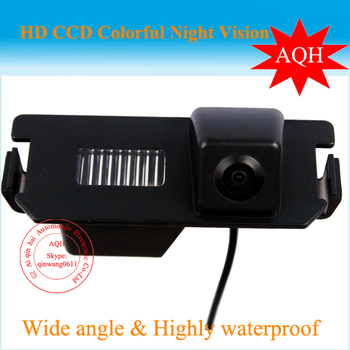 100% High resolution Sony CCD Special hot selling gps wireless car rear view reversing camera for Hyundai I30/For KIA Soul image