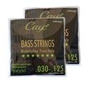 Струны для бас-гитары Orphee, EW серии, гитарные струны 0,30-125 из никелевого сплава, Италия