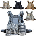 Tactical vest chaleco swat seal Camouflage amphibious High quality cs Counterterrorism Military Protective Training combat 2016