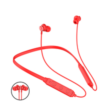 цена на H07 Bluetooth Wireless Earphones Neckband for Sport Headphone handsfree Earbuds with mic