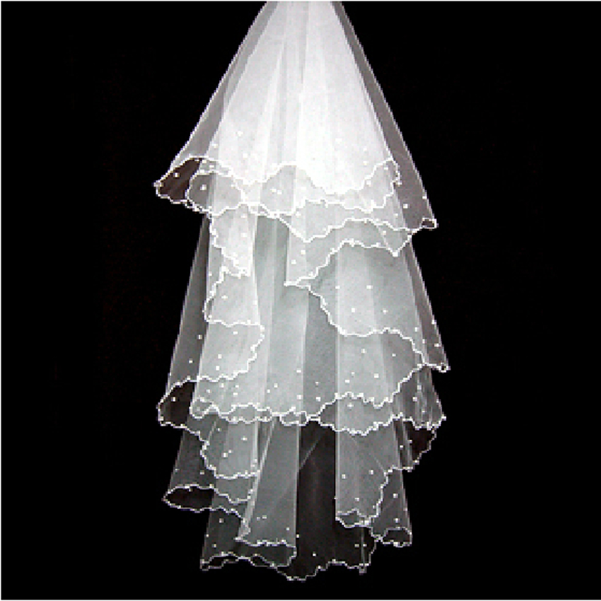 Online get cheap veil for bride alibaba for Wedding dress with veil