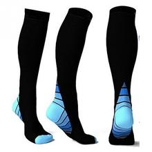 Men Professional Compression Breathable Socks