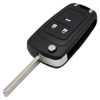remote key WhatsKey 2 3 4 Folding Key Flip Remote Car Key Shell Fob Case For Chevrolet Aveo Epica Lova Camaro Impala Cruze With Logo (2)