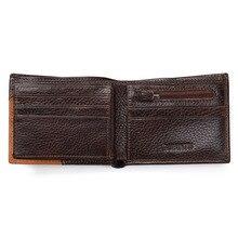 Genuine Leather Men Wallet