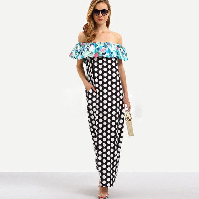 Long dresses style