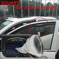 Автомобильный кулер на солнечной батарее  вентиляционное отверстие  вентилятор охлаждения для Skoda Octavia A5 A7 Kodiaq Superb 2 Rapid Fabia 1 Porsche 911 Cayenne