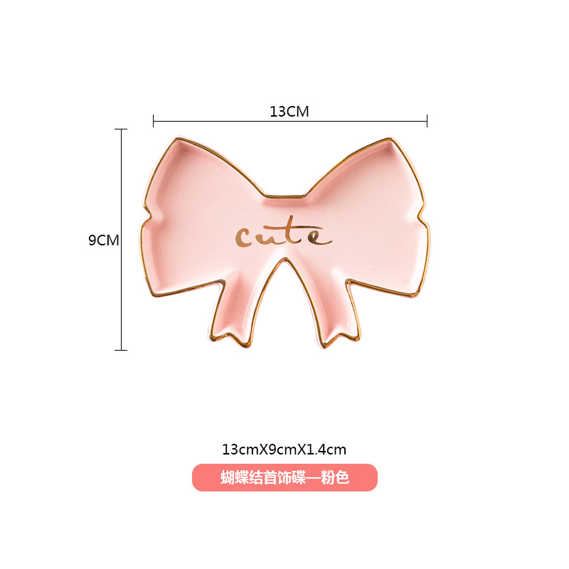 354 Pink Bow