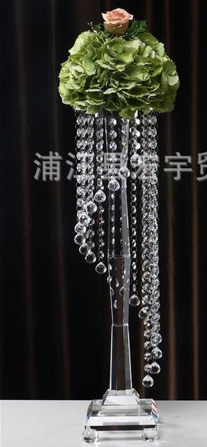 High grade crystal wedding centerpiecetable centerpiecewedding high grade crystal wedding centerpiecetable centerpiecewedding pillarwedding chandelier aloadofball Gallery