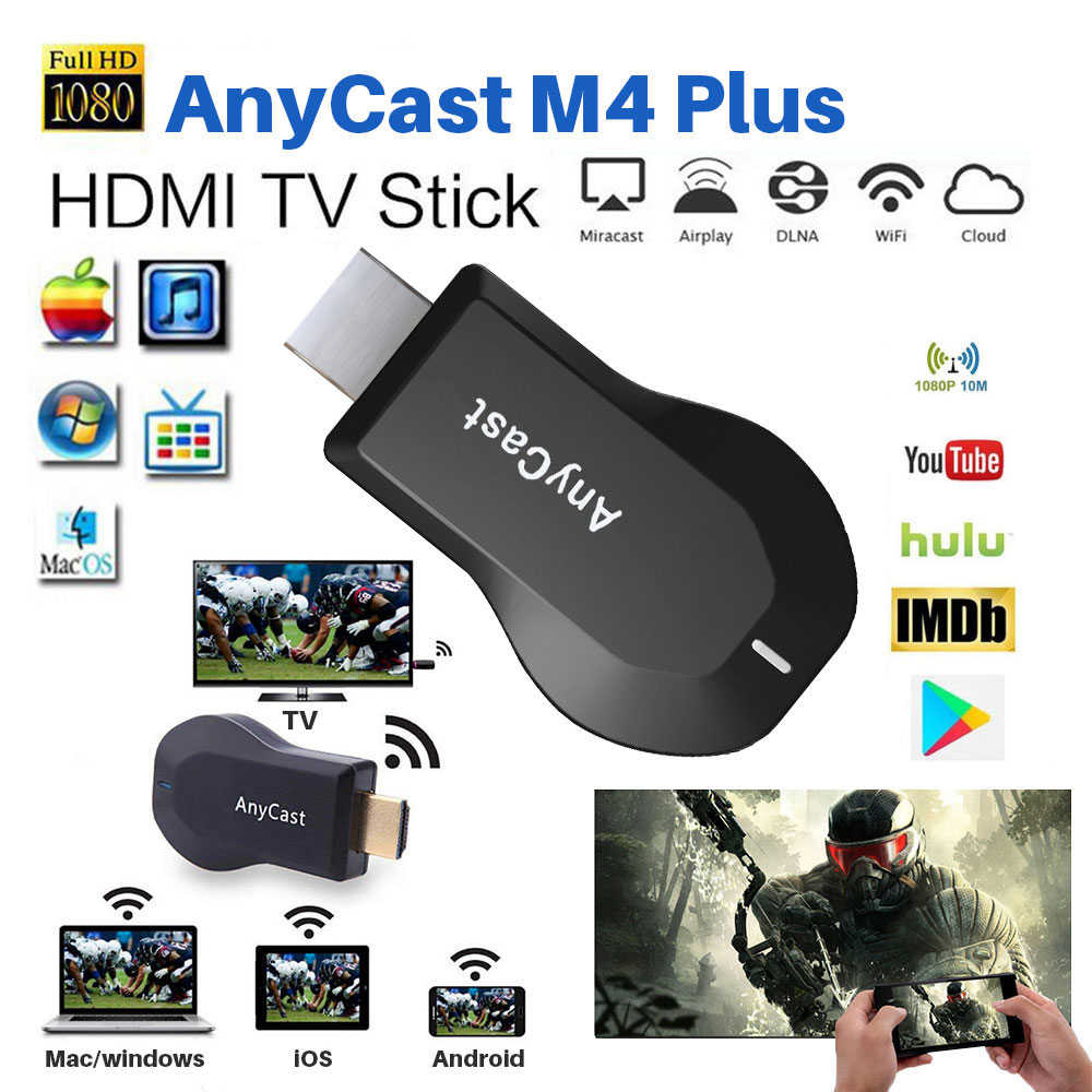 Android TV Stick MiraScreen TV Dongle Receiver Wifi Miracast 1080P HDMI DLNA Airplay MiraAdapterAndroid TV Stick MiraScreen TV Dongle Receiver Wifi Miracast 1080P HDMI DLNA Airplay MiraAdapter