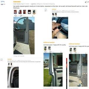 Image 4 - אביזרי רכב אוניברסלי 2 ~ 8 מטר גדול D סוג רעש בידוד רכב גומי דלת איטום רצועת צפיפות גבוהה אוטומטי בידוד קול