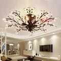 Креативные современные потолочные светильники для гостиной  креативная индивидуальность  магазин одежды  лампа для ресторана  спальни  Све...