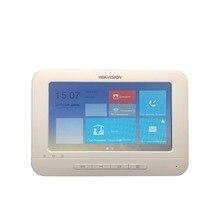 Compras baratas Hikvision videoportero DS-KH6310-WL pantalla táctil de vídeo en interiores 7 pulgadas Monitor 800*480