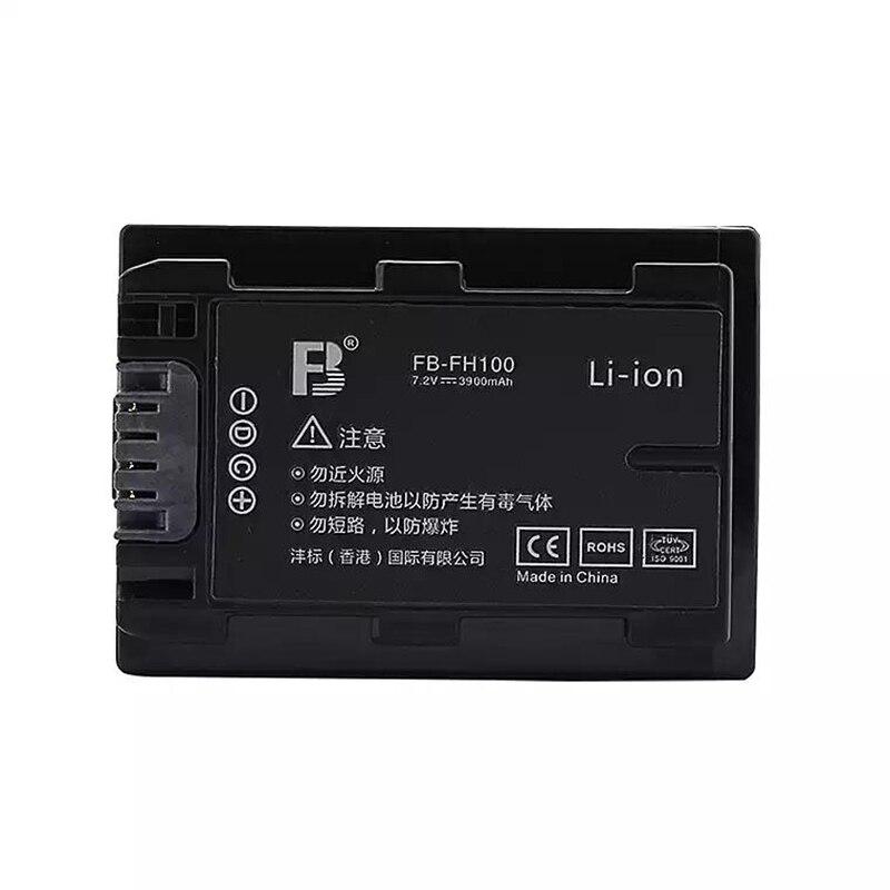 NP-FH70 NP-FH100 baterías de litio NPFH100 li-ion batería FH100 para Sony NPFH60 DCR-DVD650 HC52 SX40 batería cámara digital