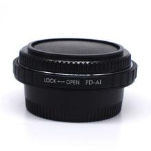 FD FL Screw Mount Lens to AI f mount Adapter ring Optical Glass Infinity for nik D800 D700 d600 d300 D90 D80 D60 D4 D3 Camera