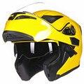 Мотоциклетный шлем  двойной защитный  с откидной крышкой  для всех детей  мотоциклетный шлем  2017