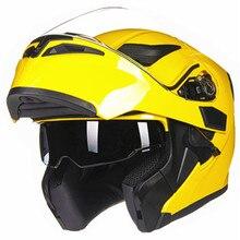 2017 Nuovo Arrivo Doppia Shield casco Moto DOT ECE approvato flip up casco da moto per tutti i bambini di moto