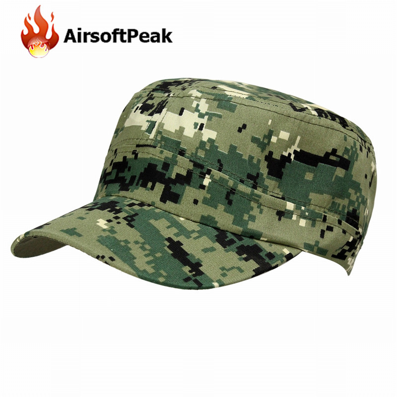 Sports Hiking Caps Camouflage Hunting Tactical Military Baseball Hat Outdoor Bike Cycling Fishing Camping Cap Snapback Gorras aetrue brand men baseball caps dad casquette women snapback caps bone hats for men fashion vintage hat gorras letter cotton cap