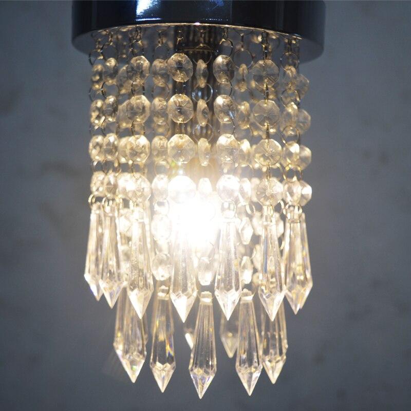 Ժամանակակից E14 LED լամպի բյուրեղապակյա - Ներքին լուսավորություն - Լուսանկար 2