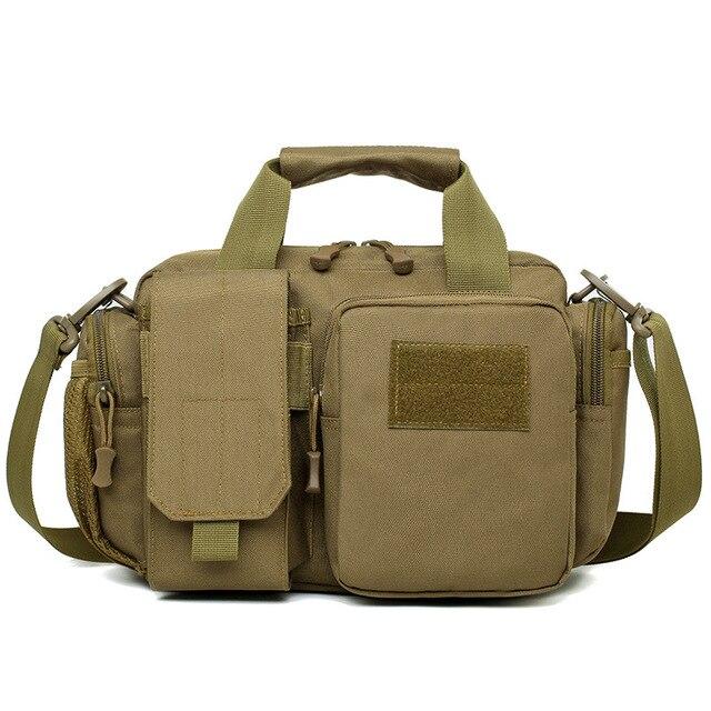 Naturebell nz20 New 6L Outdoor Bag Multi function Pocket Men Shoulder Slung Handbag Camouflage Tactical Storage Handbag