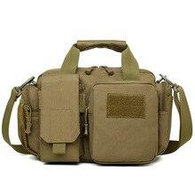 Naturebell nz20 novo 6l saco ao ar livre multi função de bolso dos homens ombro slung bolsa camuflagem tático bolsa de armazenamento