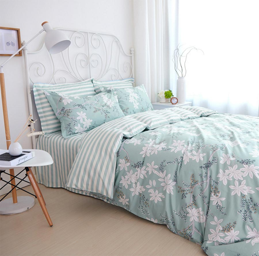compare prices on floral bed set online shoppingbuy low price  - pastoral floral bed set teen adult girlcotton full queen king modern doulehome textile
