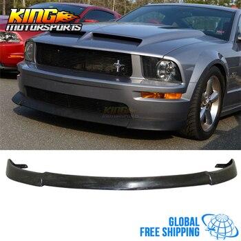สำหรับ 05 06 07 08 09 Ford Mustang V8 CV ยูรีเทนกันชนหน้ากันชนฟรีจัดส่งทั่วโลก