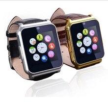 Bluetooth smartwatch w90 für lg samsung huawei unterstützung 1,5 zoll lcd sim/tf-karte schlaf monitorhd vollbild touch für android
