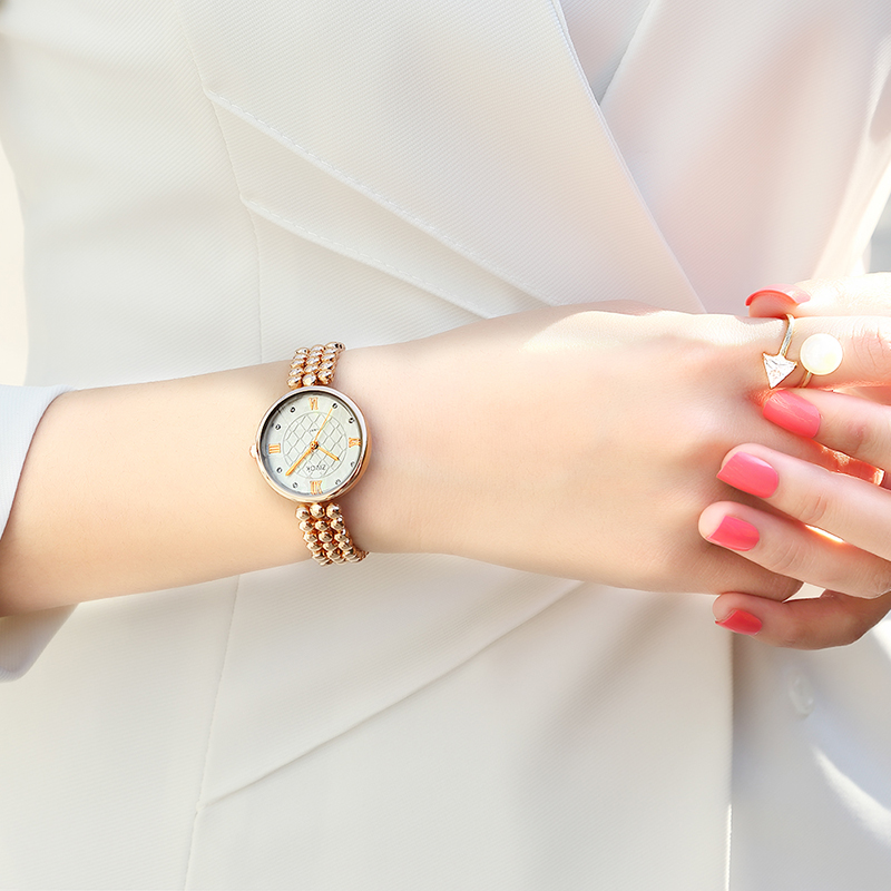 zivok Fashion Women Ապարանջան ժամացույց Relogio - Կանացի ժամացույցներ - Լուսանկար 6