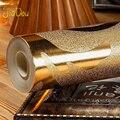 Clásico de lujo del damasco de la hoja de plata de oro de papel de pared papel tapiz mural dormitorio tv sofá antecedentes decoración del techo de metal