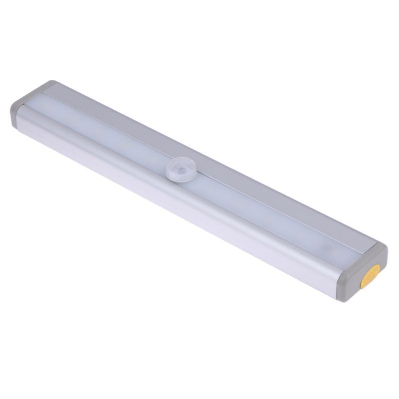 10 Led Bar Battery Operated Wireless Motion Sensor