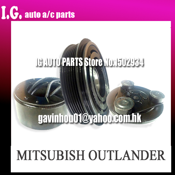 MSC105C CAR AC COMPRESSOR CLUTCH FOR CAR MITSUBISH OUTLANDER PV6 12V 117MM Bearing Size355520
