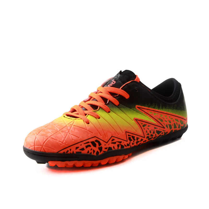 27bf6abdd ... TIEBAO Brand Soccer Shoes TF Turf Soles Breathable Outdoor Sneakers For Men  Football Training Boots Unisex ...