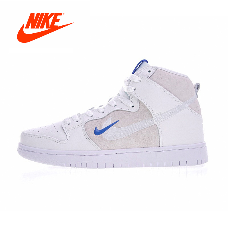 Original New Arrival Authentic Nike Soulland X Nike Dunk SB Men Skateboarding Shoes Men's Outdoor Sports Sneakers Breathable кроссовки nike dunk low sb valentines day 313170 662
