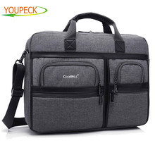 Fashion 17 3 17 15 15 6 inch Laptop Bag Notebook Computer Bag Waterproof Messenger Shoulder
