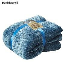 New Arrival Super miękkie puszyste tłoczone tkanina Sherpa, polar koc norek rzut gruba ciepła kanapa Plaid jesień zima koce na łóżku