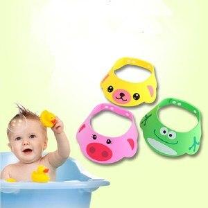 Adjustable Baby Shower Hat Tod