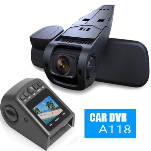 ФОТО Hot! Blueskysea DVR camera A118 Novatek 96650 Chips AR0330 with170 Degree Lens H.264 1080P Mini Car Dash Car DVR Camera Car Cam