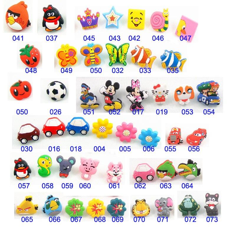 Chłodny 8 sztuk Cute Cartoon Dzieci Sypialnia Meble Dresser Gałki Drzwi ZC58