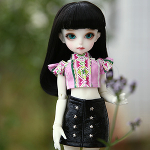 Image 2 - BJD Dolls Momocolor Emily 29cm 1/6 Adorable Cutie High Quality Resin Figure Girl Toys Best Birthday Gifts