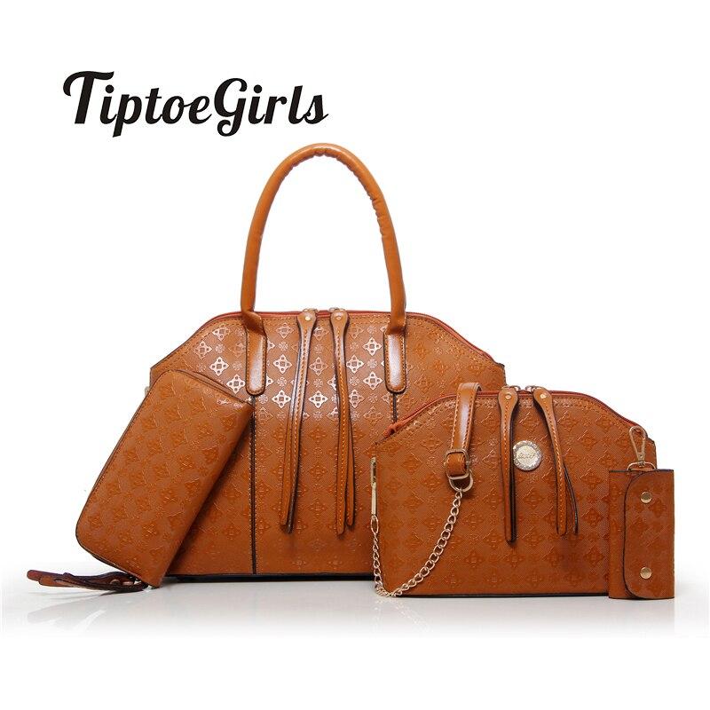 New Fashion Shoulder Bag Diagonal Cross-bag Handbag Wild Casual Big Bag Mother Bag Handbags