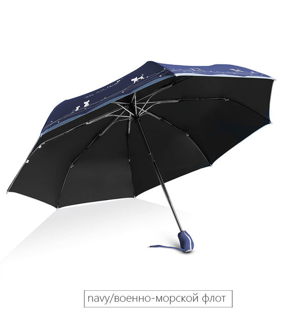 Flores e Gato Guarda-chuva Das Mulheres Chuva À Prova de Vento ... 33f1a6268b